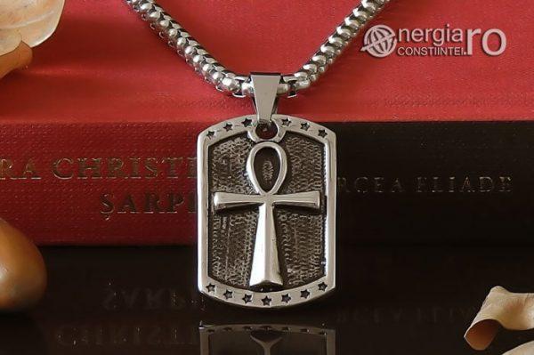 Pandant-Amuleta-Talisman-Medalion-Colier-Pandantiv-Ankh-INOX-PND068-06