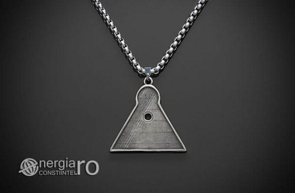 Pandant-Amuleta-Talisman-Medalion-Colier-Pandantiv-Ankh-Piramida-INOX-PND065-02