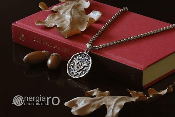 Pandant-Amuleta-Talisman-Medalion-Colier-Pandantiv-Triquetra-INOX-PND048-03