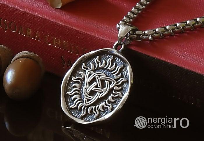 Pandant-Amuleta-Talisman-Medalion-Colier-Pandantiv-Triquetra-INOX-PND048-04