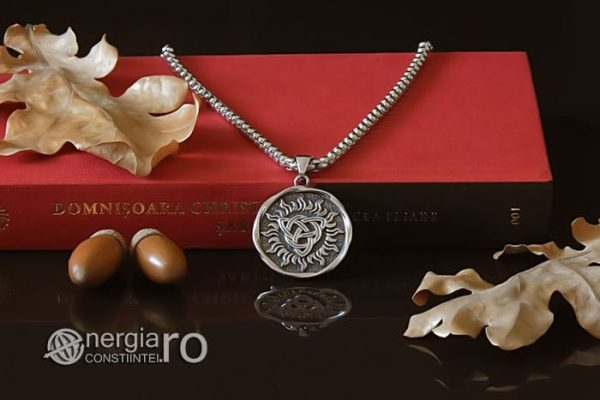 Pandant-Amuleta-Talisman-Medalion-Colier-Pandantiv-Triquetra-INOX-PND048-05