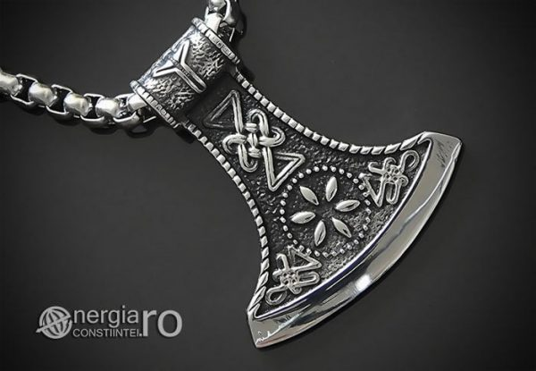 Pandant-Amuleta-Talisman-Pandantiv-Ciocanul-Lui-Thor-INOX-PND150-00
