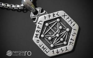 Pandant-Amuleta-Talisman-Pandantiv-Copacul-Vietii-Ebraic-INOX-PND160-00