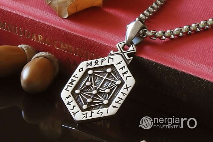 Pandant-Amuleta-Talisman-Pandantiv-Copacul-Vietii-Ebraic-INOX-PND160-04
