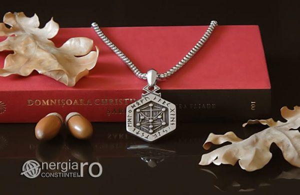 Pandant-Amuleta-Talisman-Pandantiv-Copacul-Vietii-Ebraic-INOX-PND160-05
