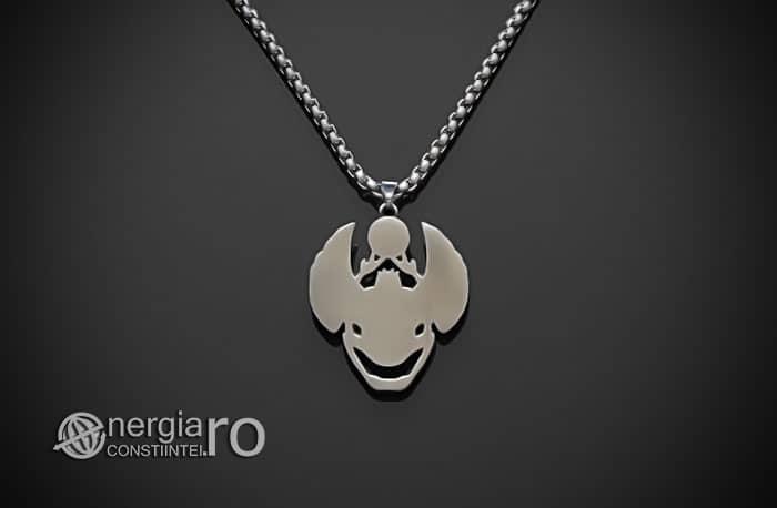 Pandant-Pandantiv-Amuleta-Talisman-Medalion-Colier-Scarabeu-Egiptean-Protector-Protectie-INOX-PND165-02