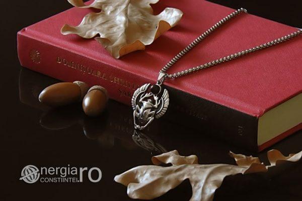 Pandant-Pandantiv-Amuleta-Talisman-Medalion-Colier-Scarabeu-Egiptean-Protector-Protectie-INOX-PND165-03
