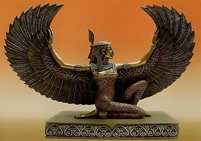 maat-zeita-echilibrului-statueta