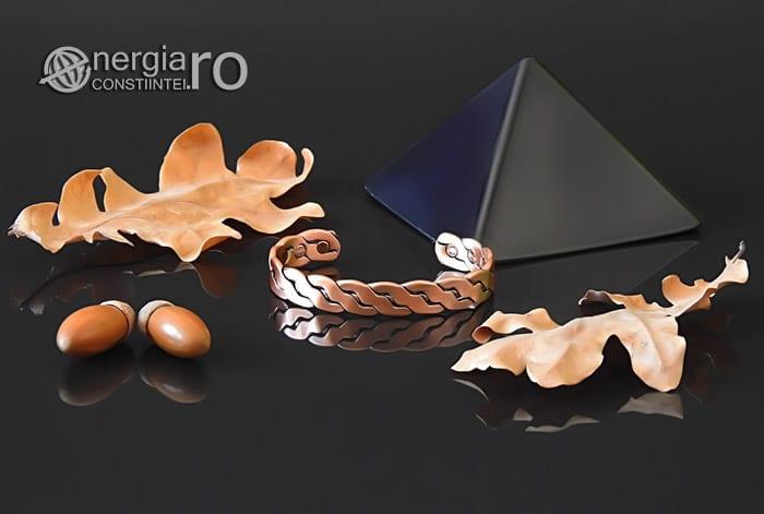 Bratara-Magnetica-Terapeutica-Energetica-Medicinala-CUPRU-BRA029-01