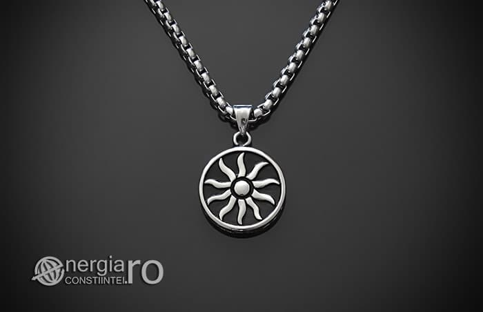 Pandant-Amuleta-Talisman-Medalion-Colier-Pandantiv-Soare-Simbol-Solar-INOX-PND175-01