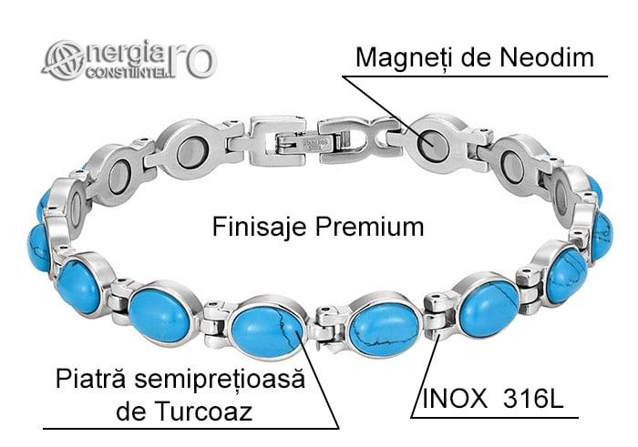 Bratara-Magnetica-Terapeutica-Medicinala-Energetica-Pietre-Semipretioase-Turcoaz-INOXINOX-BRA016-06