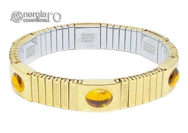 Bratara-Magnetica-Energetica-Medicinala-Terapeutica-Chihlimbar-Magneti-Neodim-INOX-BRA001-00