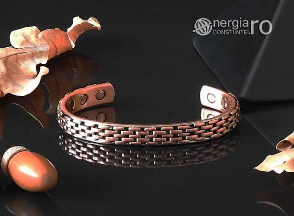 Bratara-Magnetica-Energetica-Terapeutica-Medicinala-Cupru-BRA042-04