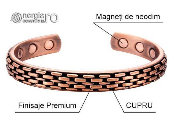 Bratara-Magnetica-Energetica-Terapeutica-Medicinala-Cupru-BRA042-05