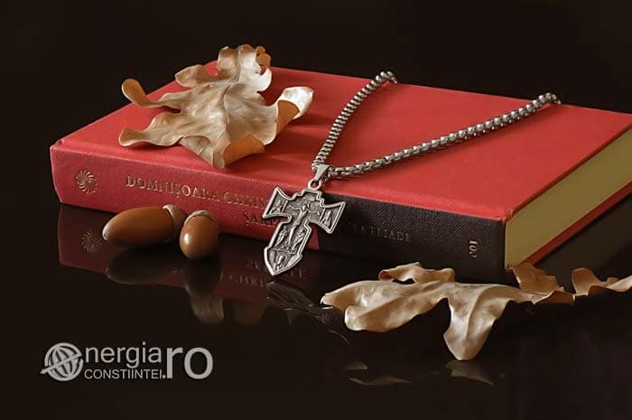 Pandant-Amuleta-Talisman-Medalion-Colier-Pandantiv-Cruciulita-Cruce-Crucifix-Iisus-INOX-PND186-03