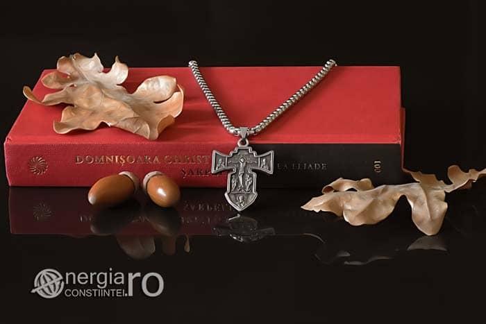 Pandant-Amuleta-Talisman-Medalion-Colier-Pandantiv-Cruciulita-Cruce-Crucifix-Iisus-INOX-PND186-05