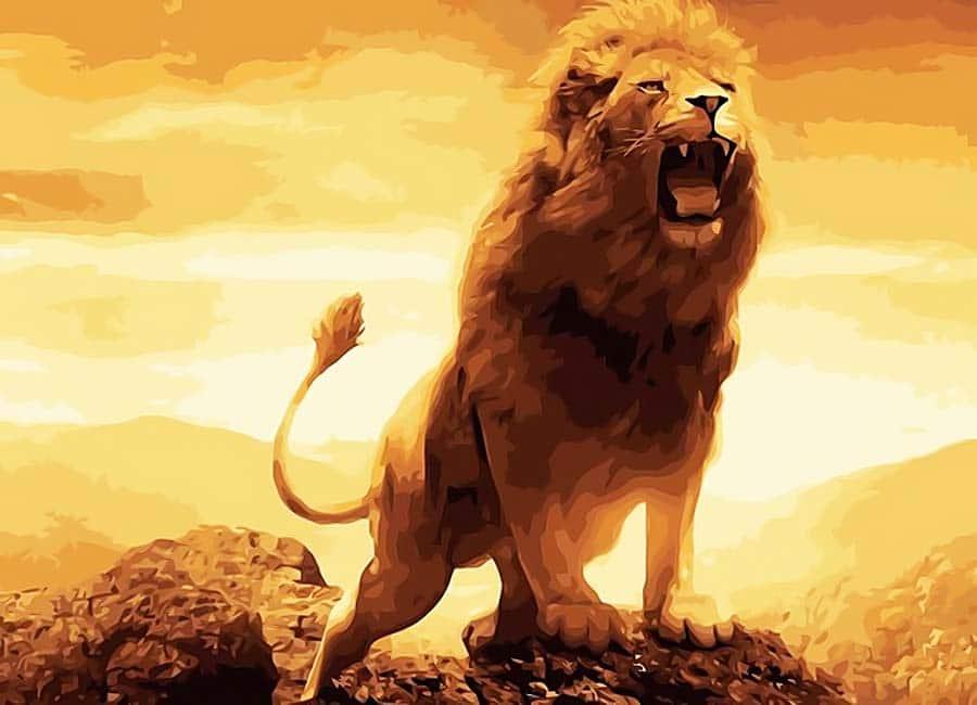 leul-simbol-al-demnitatii