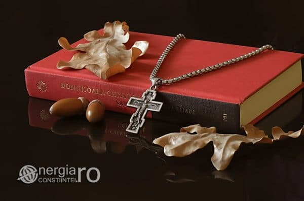 Amuleta-Talisman-Medalion-Colier-Pandant-Pandantiv-Cruce-Cruciulita-Crucifix-Iisus-Cristos-Christos-Hristos-INOX-PND187-03