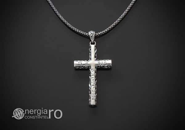 Amuleta-Talisman-Medalion-Colier-Pandant-Pandantiv-Cruciulita-Cruce-Crucifix-Argint-925-PND905-02