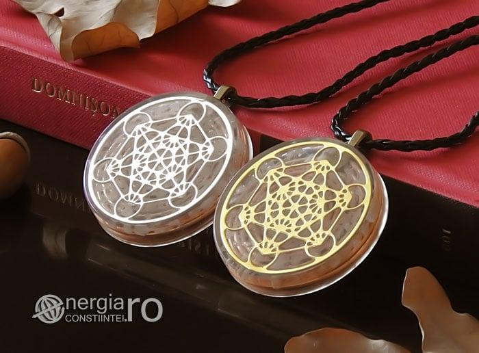 Amuleta-Talisman-Medalion-Colier-Pandant-Pandantiv-Orgon-Orgonic-Cubul-Lui-Metatron-Cristale-Cuart-De-Stanca-ORG012-04