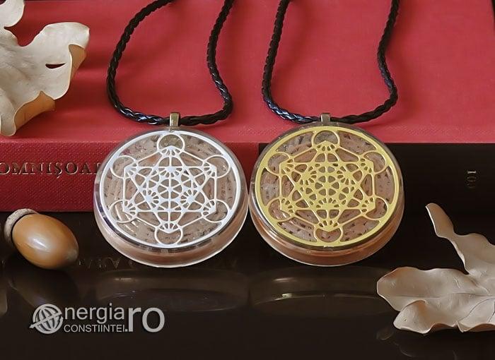 Amuleta-Talisman-Medalion-Colier-Pandant-Pandantiv-Orgon-Orgonic-Cubul-Lui-Metatron-Cristale-Cuart-Roz-ORG011-06
