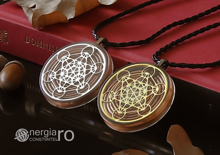 Amuleta-Talisman-Medalion-Colier-Pandant-Pandantiv-Orgonic-Orgon-Magnetic-Cubul-Lui-Metatron-Spirala-Cupru-Protectie-Protector-Protectoare-ORG014-04
