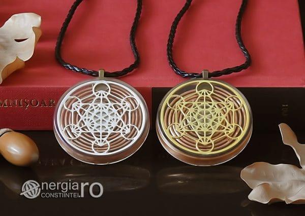 Amuleta-Talisman-Medalion-Colier-Pandant-Pandantiv-Orgonic-Orgon-Magnetic-Cubul-Lui-Metatron-Spirala-Cupru-Protectie-Protector-Protectoare-ORG014-06