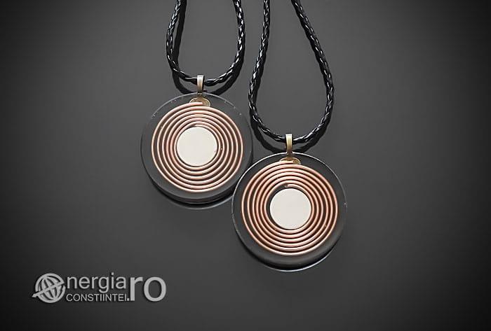 Amuleta-Talisman-Medalion-Colier-Pandant-Pandantiv-Orgonic-Orgon-Magnetic-Cubul-lui-Metatron-Cenusa-Vulcanica-Turmalina-ORG015-02
