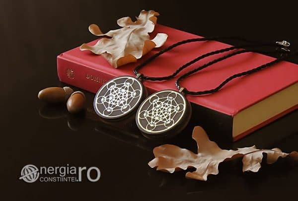 Amuleta-Talisman-Medalion-Colier-Pandant-Pandantiv-Orgonic-Orgon-Magnetic-Cubul-lui-Metatron-Cenusa-Vulcanica-Turmalina-ORG015-03