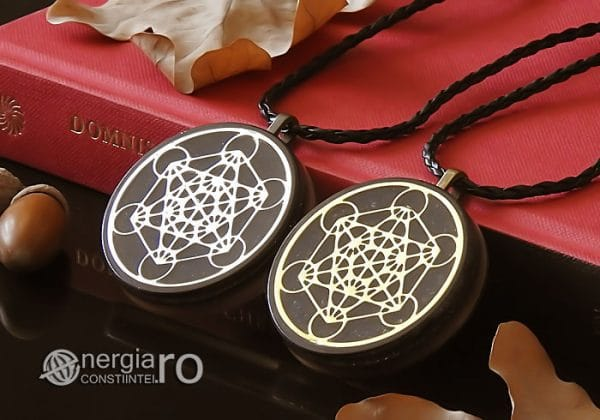 Amuleta-Talisman-Medalion-Colier-Pandant-Pandantiv-Orgonic-Orgon-Magnetic-Cubul-lui-Metatron-Cenusa-Vulcanica-Turmalina-ORG015-04