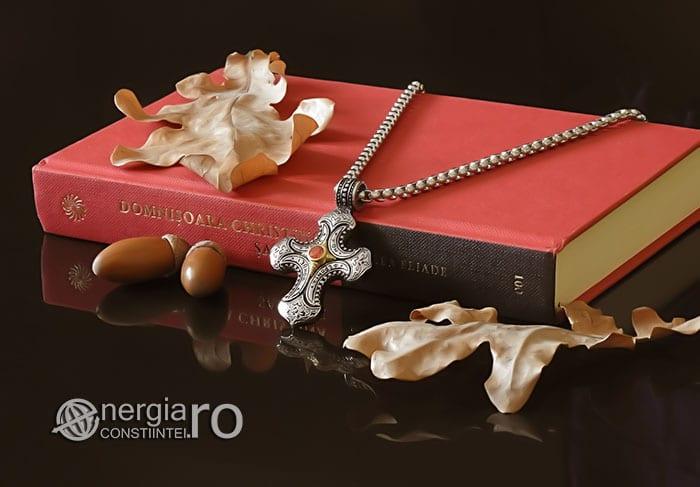 Amuleta-Talisman-Medalion-Colier-Pandant-Pandantiv-Cruce-Cruciulita-Crucifix-INOX-PND230-03