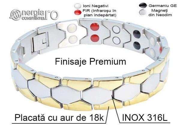 bratara-magnetica-energetica-terapeutica-medicinala-barbateasca-barbati-de-dama-placata-cu-aur-magneti-inox-bra034-07
