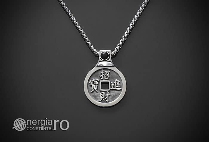 amuleta-talisman-medalion-colier-pandant-pandantiv-banut-norocos-lucky-charm-protectie-noroc-inox-PND245-01