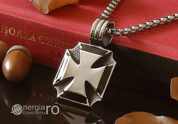 amuleta-talisman-medalion-colier-pandant-pandantiv-crucea-malteza-de-fier-protector-protectoare-protectie-inox-PND074-04