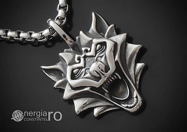 amuleta-talisman-medalion-colier-pandant-pandantiv-lup-dacic-inox-pnd173-00