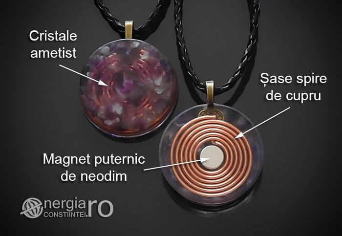 amuleta-talisman-medalion-colier-pandant-pandantiv-orgon-orgonic-magnetic-spirala-de-cupru-magnet-neodim-cristale-ametist-org035-05