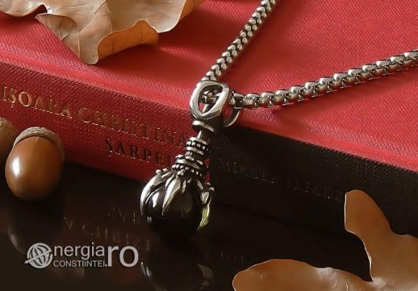 amuleta-talisman-medalion-colier-pandant-pandantiv-protector-protectie-protectoare-gheara-de-dragon-onix-inox-PND240-03