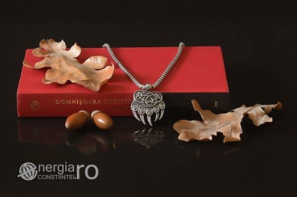 amuleta-talisman-medalion-colier-pandant-pandantiv-protector-protectoare-protectie-laba-gheara-de-urs-inox-pnd235-05