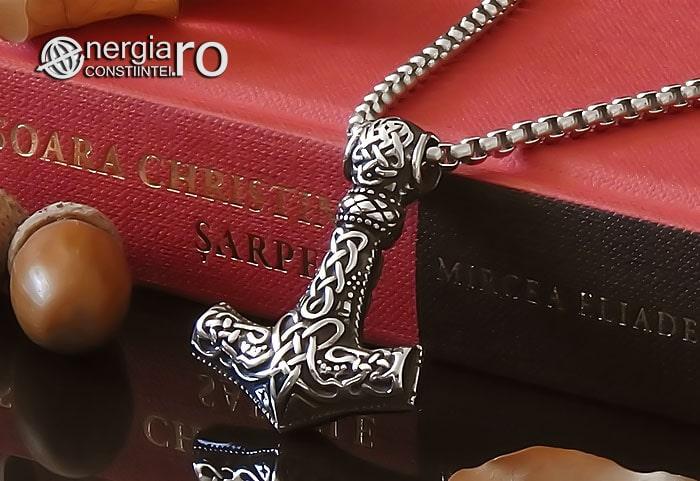 Amuleta-Talisman-Medalion-Colier-Pandant-Pandantiv-Ciocanul-lui-Thor-Mjolnir-INOX-PND153-03