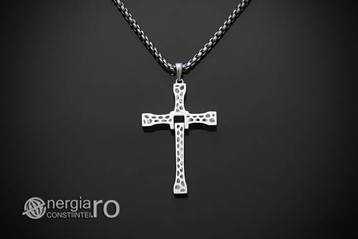 Amuleta-Talisman-Medalion-Colier-Pandant-Pandantiv-Cruciulita-Cruce-Crucifix-Vin-Diesel-Fast-And-Furious-Dominic-Toretto-Argint-PND949-02