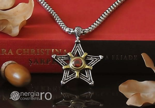 Amuleta-Talisman-Medalion-Colier-Pandant-Pandantiv-Pentaclu-Pentagrama-Protector-Protectie-INOX-06