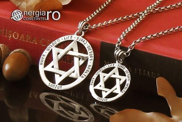 Amuleta-Talisman-Medalion-Colier-Pandant-Pandantiv-Steaua-lui-David-Hexagrama-Argint-PND916-04