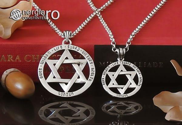 Amuleta-Talisman-Medalion-Colier-Pandant-Pandantiv-Steaua-lui-David-Hexagrama-Argint-PND916-06