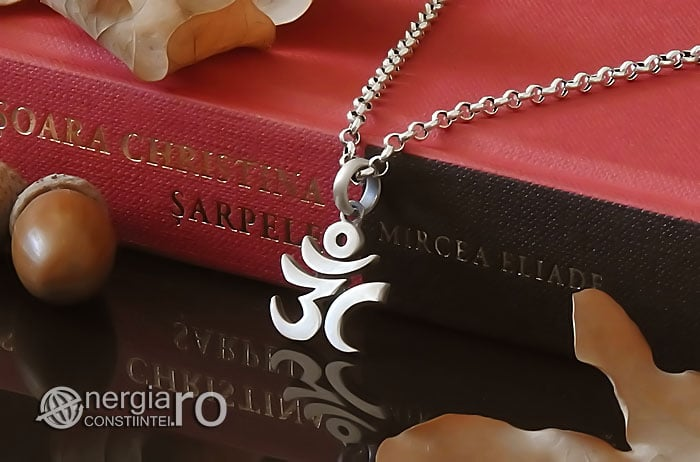 Amuleta-Talisman-Medalion-Colier-Pandant-Pandantiv-Aum-Om-Argint-Simbol-Sacru-Mistic-ORG930-04