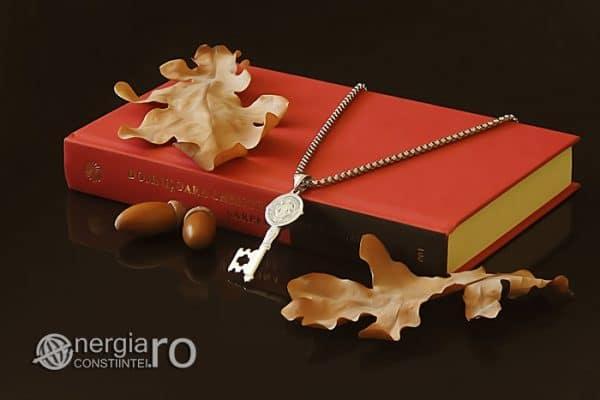 Amuleta-Talisman-Medalion-Colier-Pandant-Pandantiv-Cheia-Vietii-Succesului-Fericirii-Norocului-Belsugului-Prosperitatii-INOX-PND260-03