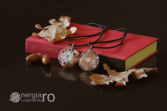 Amuleta-Talisman-Medalion-Colier-Pandant-Pandantiv-Orgon-Orgonic-Magnetic-Spirala-Cupru-Cubul-lui-Metatron-Sapte-Chakre-ORG018-02
