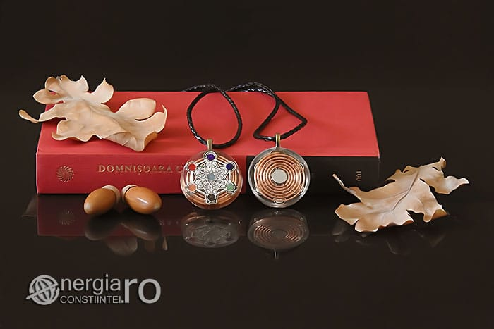 Amuleta-Talisman-Medalion-Colier-Pandant-Pandantiv-Orgon-Orgonic-Magnetic-Spirala-Cupru-Cubul-lui-Metatron-Sapte-Chakre-ORG018-04