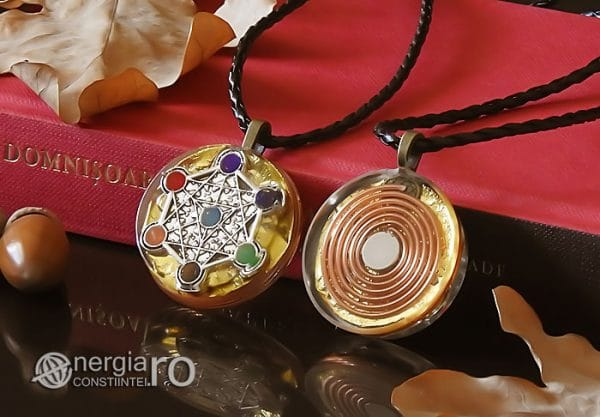 Amuleta-Talisman-Medalion-Colier-Pandant-Pandantiv-Orgonic-Orgon-Cubul-lui-Metatron-Septe-Chakre-Cristale-Spirala-Cupru-Magnet-ORG019-03
