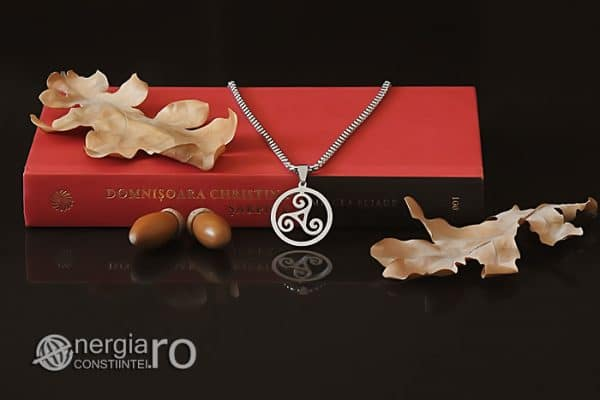 Amuleta-Talisman-Medalion-Colier-Pandant-Pandantiv-Triskelion-Triskele-Protector-Protectoare-Protectie-INOX-PND255-04