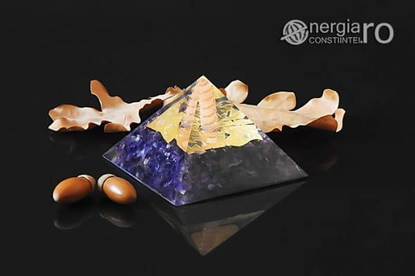 Piramida-Orgonica-Orgon-Energetica-Protectoare-Protectie-Cristale-Ametist-Spirala-Cupru-Foita-Aur-Magnet-Neodim-ORG057-01
